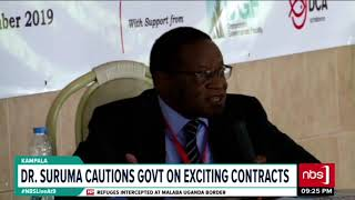 NBS Live at 9 News Bulletin Pan African conference on Health and road Sector financing
