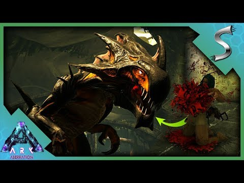 GETTING IMPREGNATED BY A REAPER QUEEN! CHEST BURSTER + REAPER KING RAISING - Ark: Aberration