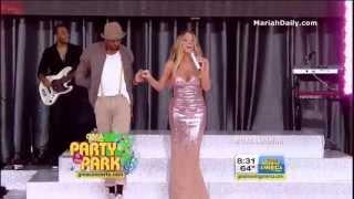 Mariah Carey - Always Be My Baby (Live On Good Morning America)