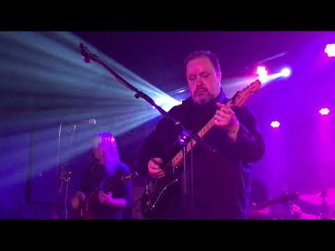Steve Rothery Band The Last Straw Oran Mor Glasgow 14 05 2018