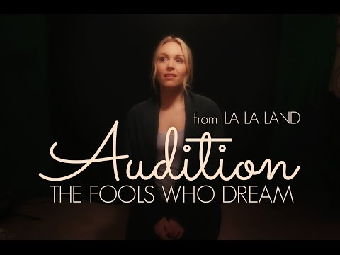 La La Land - Audition (The Fools Who Dream) by Evynne Hollens