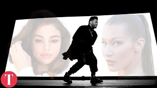 References To Selena Gomez In The Weeknd 39 S 34 Call Out My Name 34 Music Audio