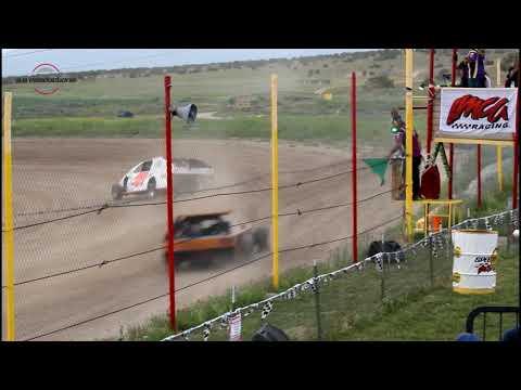 Wild Bill's Raceway Modified Heat Race 6/7/19