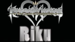 KH HD 1.5 ReMIX - Kingdom Hearts Re:Chain of Memories (English) Riku Cutscenes