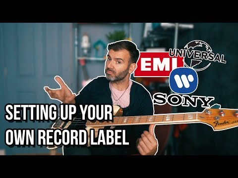 SET UP YOUR OWN RECORD LABEL! Mp3