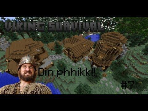 [Norsk] Viking survival: Din phhikk!! - ep.7