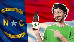 Where Can I Buy CBD Oil In North Carolina - Is CBD Legal is NC?