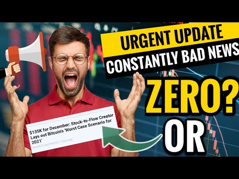 🚨 Urgent Market Update | Constantly Ban News In Crypto Market | Bitcoin Next ZERO Or $135k?