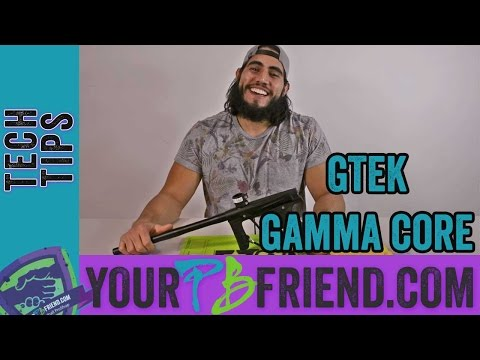How to Re-lube Your Gtek Gamma Core - Tech Tips