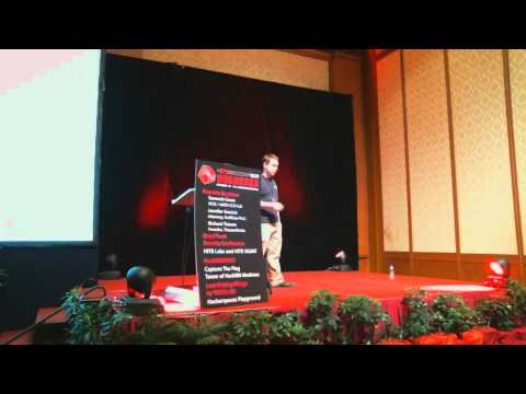 HITB2011KUL - D1T1 - Alexander Kirk - Mobile Malware Analysis