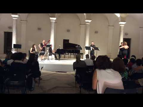 Piazzolla Wind Ensemble in Trapani 5. September 2017