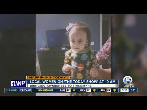 2 Palm Beach County women on the 'Today' show Thursday morning