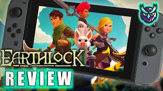 Earthlock Nintendo Switch Review (Video Game Video Review)
