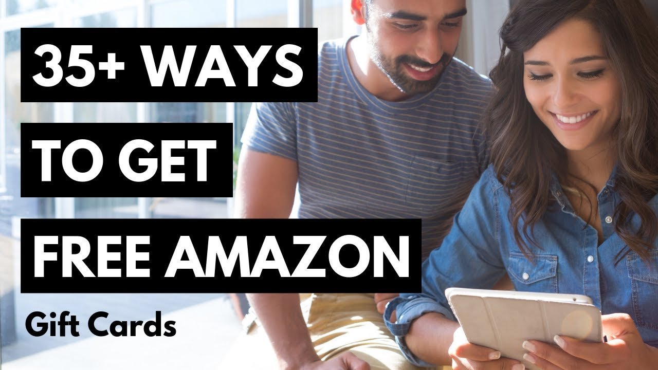 35+ Ways To Get Free Amazon Gift Cards (Updated 2019)