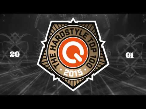 Hardstyle Top 100 of 2015 / 20 - 01