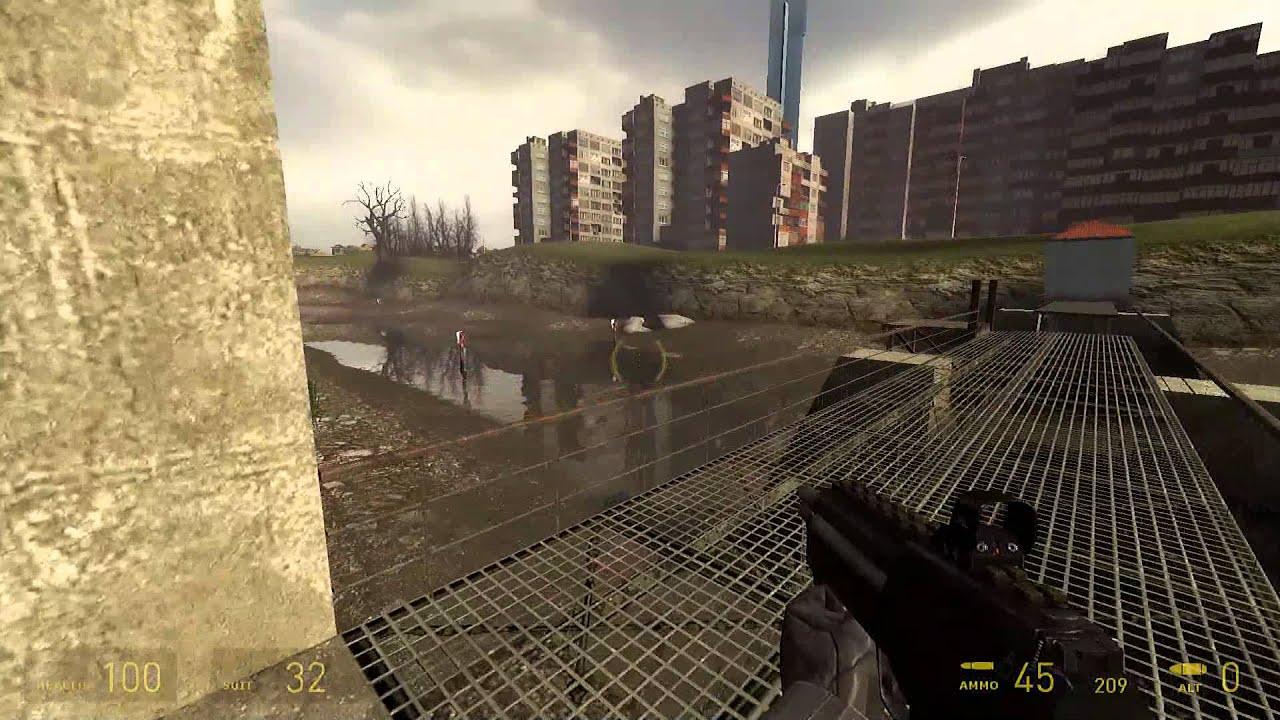 Half Life 2 - Update 2015 - PC Gameplay HD - YouTube