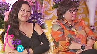 Kris TV: Annabelle, Ruffa talk about Ylmaz