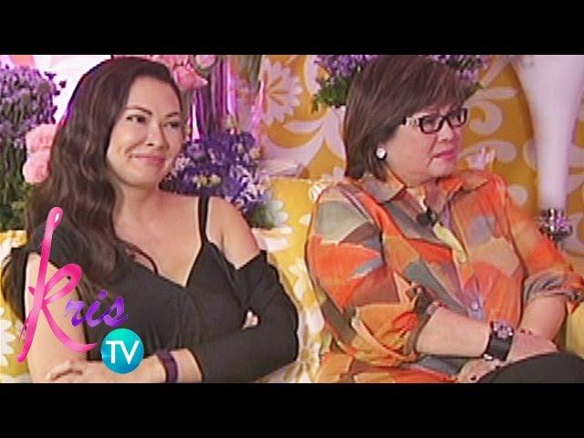Kris TV: Annabelle, Ruffa talk about Ylmaz