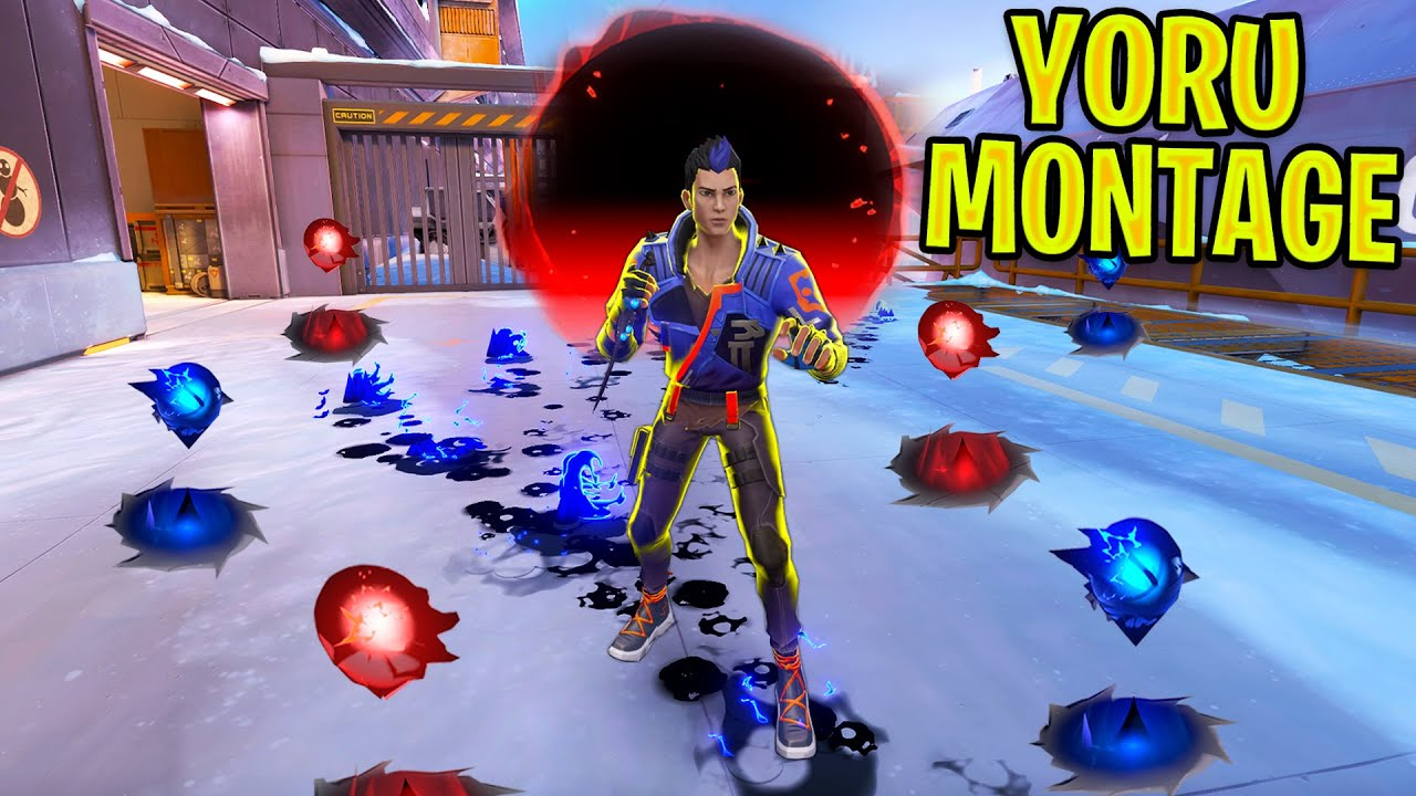 Download Valorant: YORU IS ACTUALLY INSANELY BROKEN! // New Agent Montage!