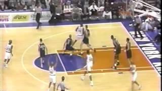 Mahmoud Abdul-Rauf- Nuggets vs. Knicks,