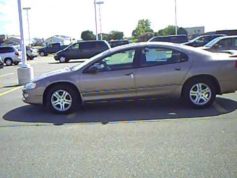 2001 Dodge Intrepid Es Youtube