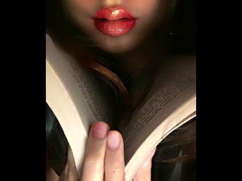 Whispered ASMR reading of Lolita by Nabokov