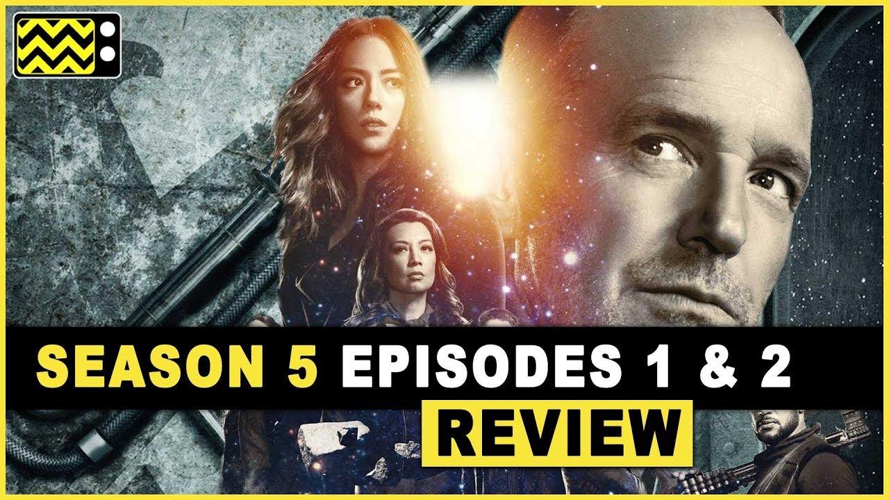 Download Agents of S.H.I.E.L.D. Season 5 Episodes 1 & 2 Review & Reaction