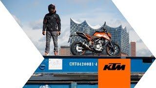 KTM 250 DUKE Hamburg - the Making Of | KTM