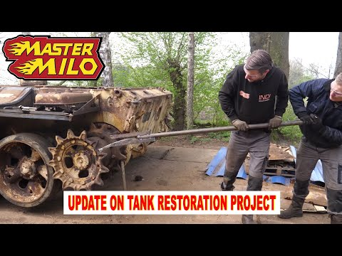 Update on tank restoration project