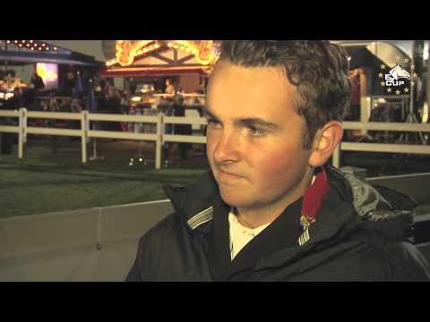 Interview Jonathan GORDON (IRL) EY Cup Donaueschingen