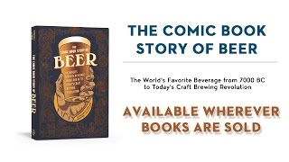 The Comic Book Story of Beer | Trailer