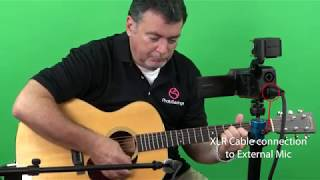 Zoom Q8 sound test