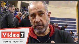 اورينجا: لا أخاف مواجهة المغرب بنهائى البطولة العربية للسلة