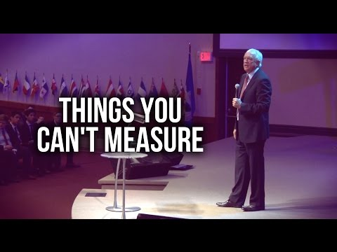"""Things You Can't Measure"" – Anthony Mangun"