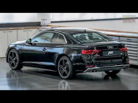 2017 ABT Sportsline Audi S5