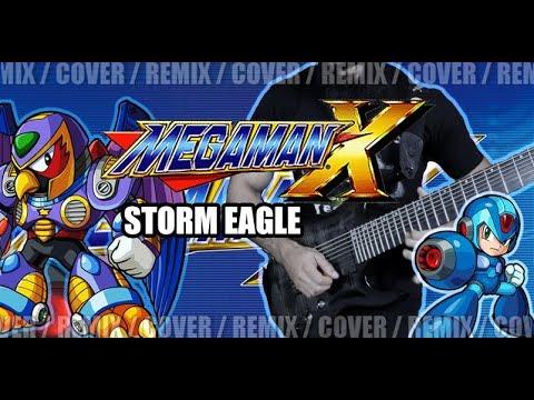 Mega Man X - Storm Eagle | METAL REMIX