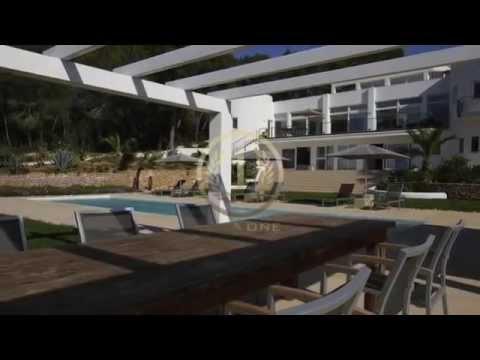 Luxury Villa House Finca Luxus Villa Haus Ibiza by www.ibiza-one.com real estate agency 1145