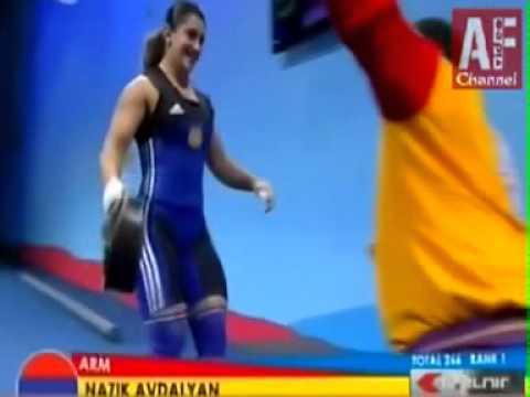 World Champion Nazik Avdalyan.mp4