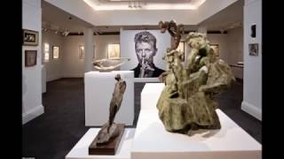 David Bowie's secret art collection revealed at Sotheby's