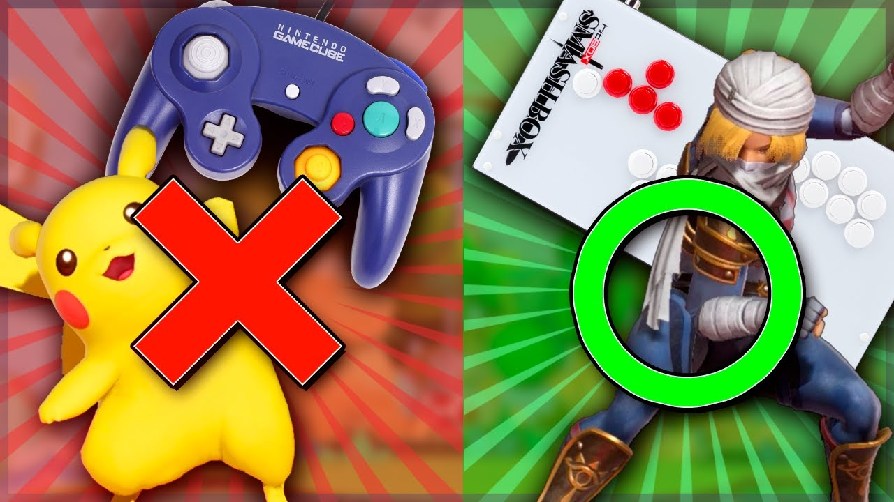 Why the Smashbox Is Better Than a Gamecube Controller