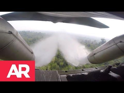 Ejército De Brasil Combate Incendios En La Amazonía