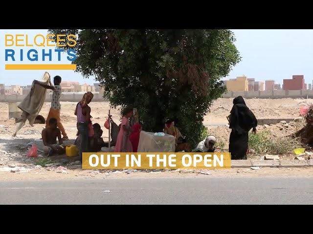Displacement followed by displacement…50 households out in the open