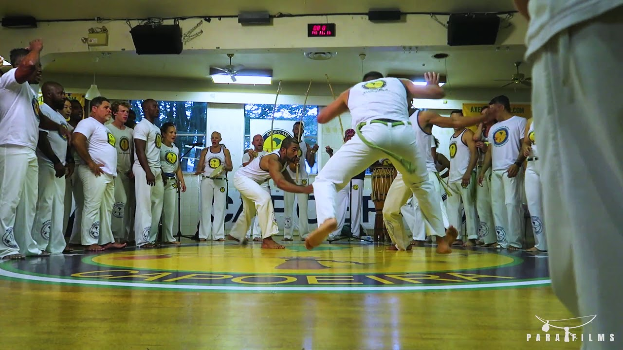 Axe Capoeira Vancouver 2019 - Friday Roda