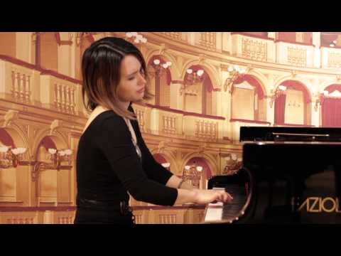 Bach Chromatic Fantasy and Fugue BWV903 - Primavera Shima