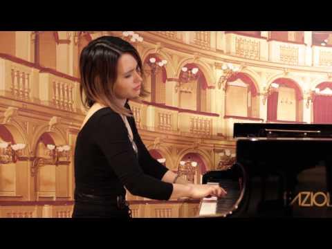 Bach Chromatic Fantasy and Fugue BWV903 - Primavera Shima