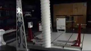 Hot wire foam cutting