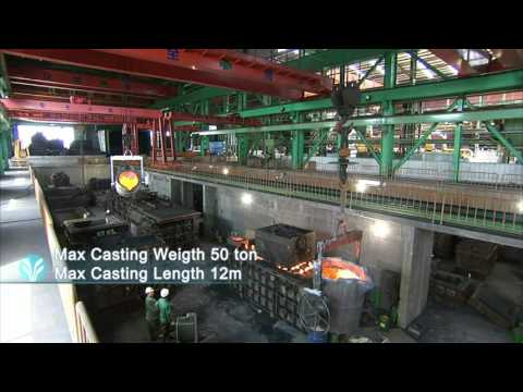 YUAN JUN FONG CASTING CO., LTD. HD Video 源潤豐鑄造HD影片