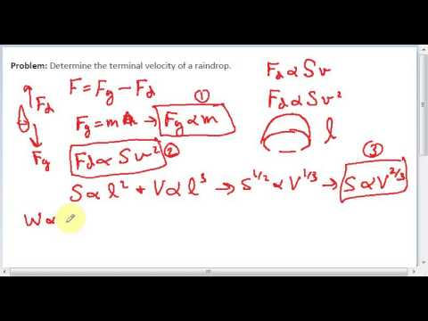 Video 2-2-2 (Terminal Velocity of a...