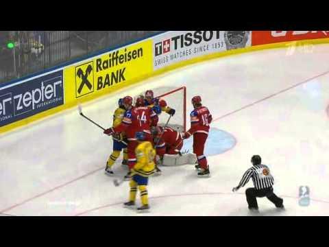 ЧМ по хоккею 2015 четвертьфинал Россия-Швеция, 14.05.2015