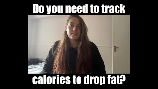 Do you need to track calories to drop fat? | Beth Lavis Fitness